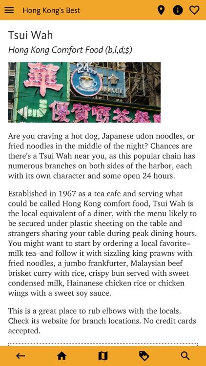 Hong Kong's Best Travel Guide screenshot-4
