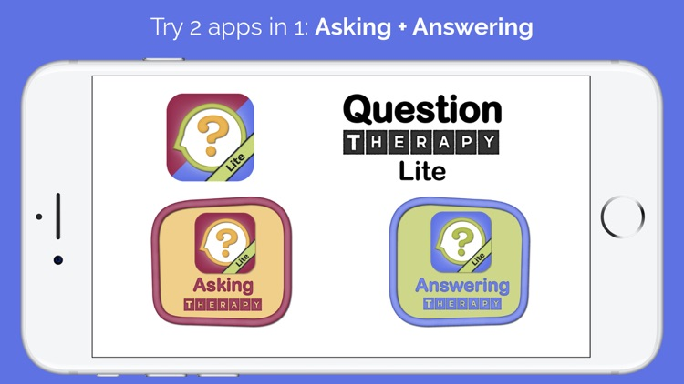 Question Therapy Lite: 2-in-1