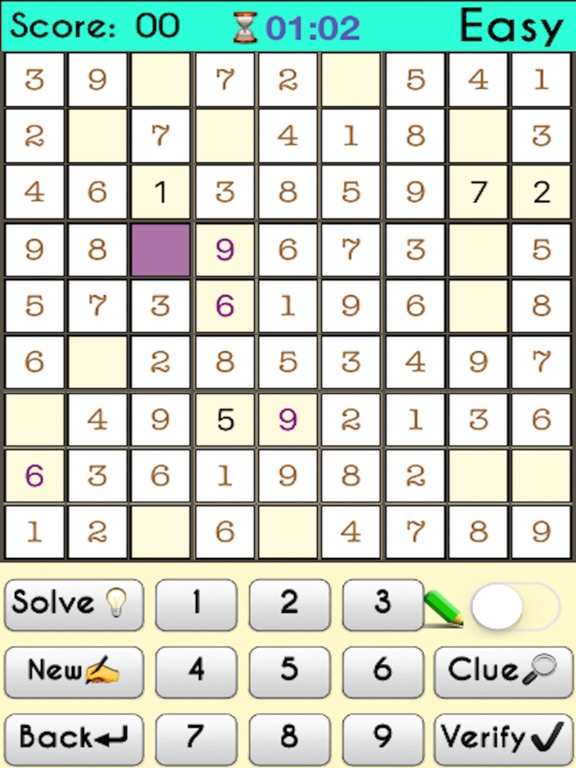 Sudoku -:- Premium screenshot 6