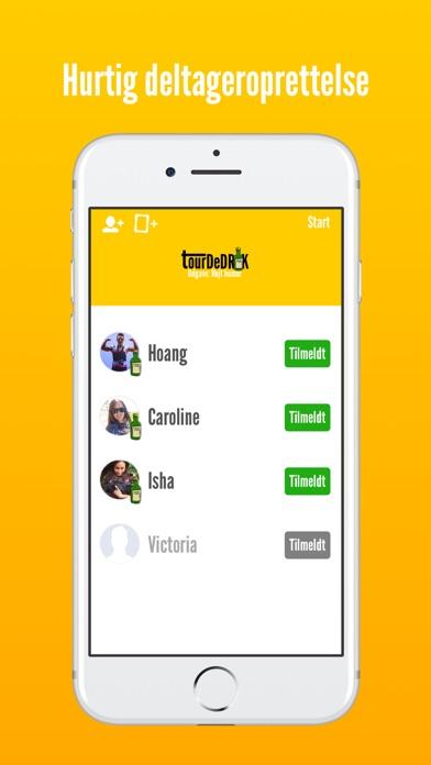 Screenshot for TourDeDruk - Drukspil in Denmark App Store