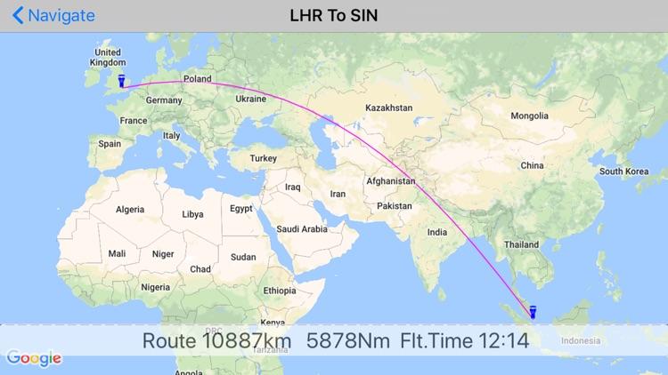 Global Airport Database screenshot-5