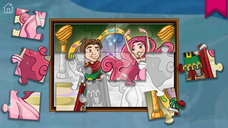 StoryToys Little Mermaid screenshot-3