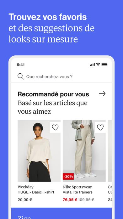 Zalando boutique mode en ligne