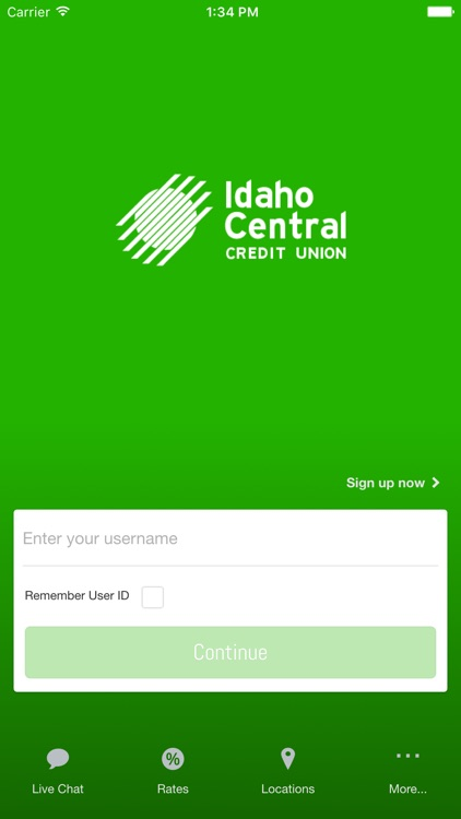 ICCU Mobile Banking