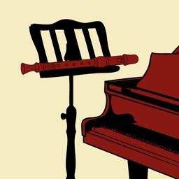 fornota: Recorder and Piano