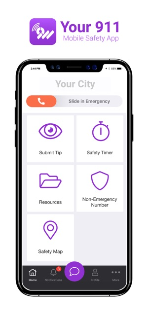 Your 911 On The App Store