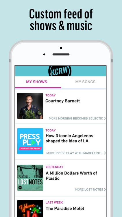 KCRW screenshot-3
