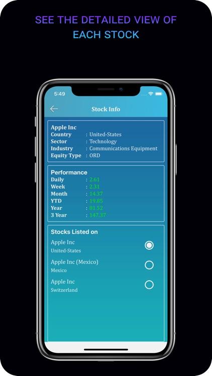 iExchange screenshot-4