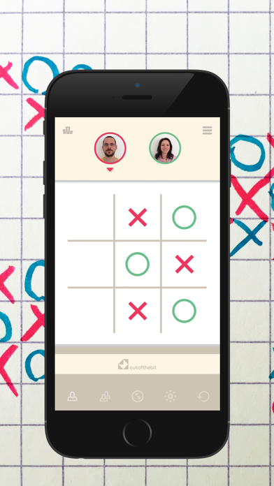 Tic Tac Toe (Noughts&Crosses) screenshot four