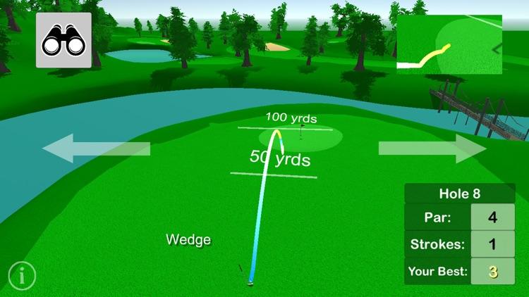 Pro Golf Challenge screenshot-3
