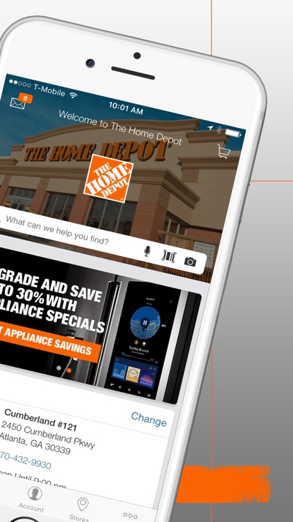 The Home Depot screenshot-1
