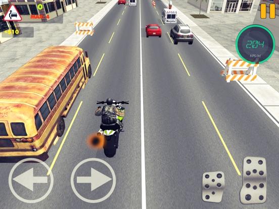 Racing Traffic: No Limit на iPad