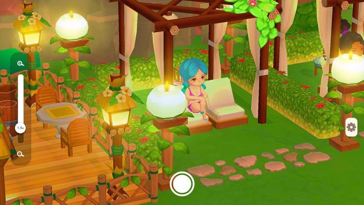 My Little Paradise: Resort Sim screenshot-0