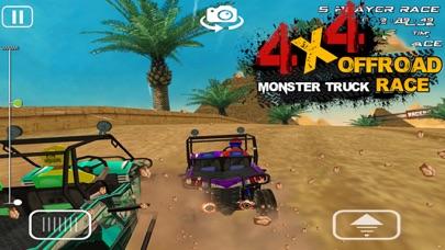 4x4 OffRoad Monster Truck Raceのおすすめ画像5