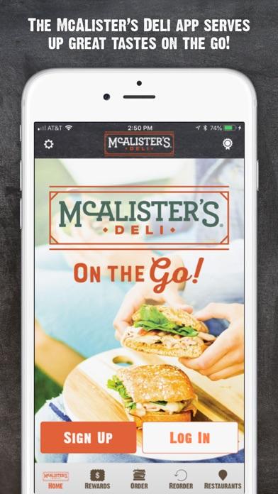 McAlisters Deli for Windows