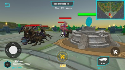 Heroes Guard screenshot four