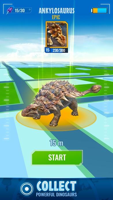 Jurassic World™ Alive-3