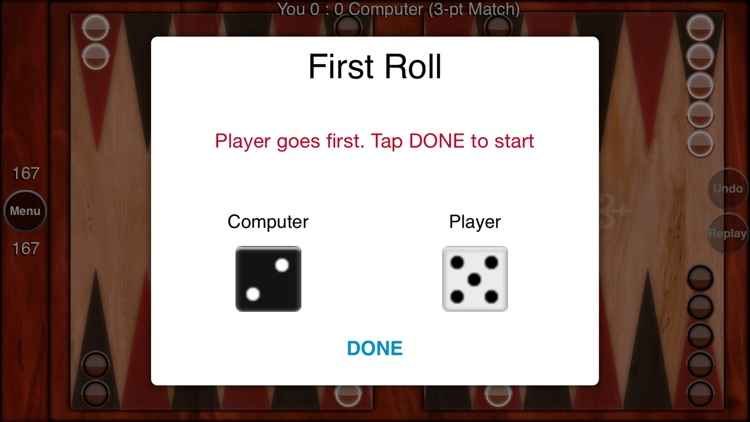 FaceMe Backgammon screenshot-1