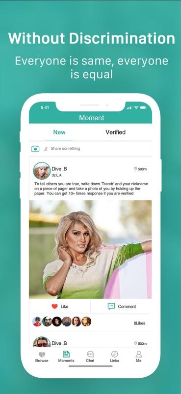 transgender dating app for android