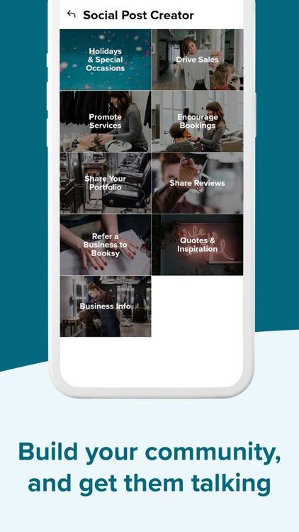 Booksy Biz: For Businesses screenshot-3