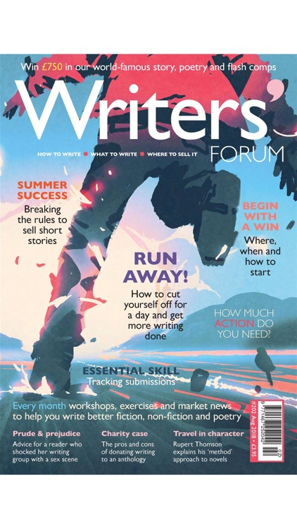 Writers' Forum Magazine