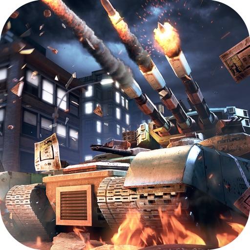 我的坦克我的团-万人团战策略手游