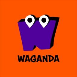 Waganda : Taste with AR