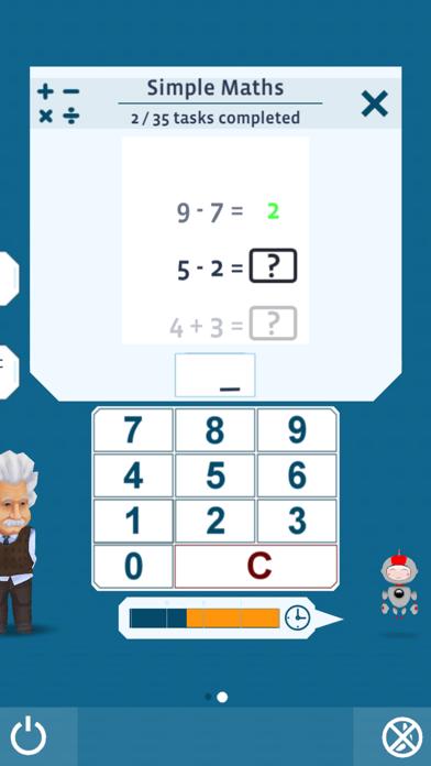 Einstein™ Brain Training HD screenshot 4