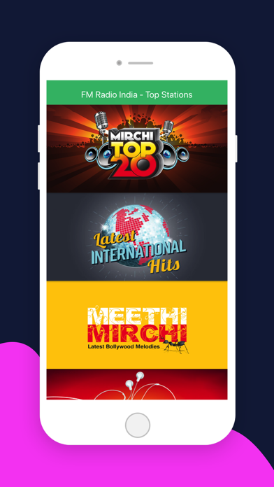 FM Radio India Top 20 Stations