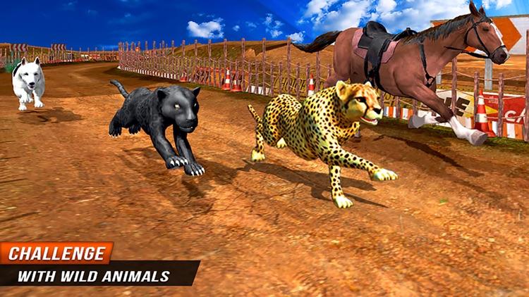 Crazy Wild Black Panther Race screenshot-3