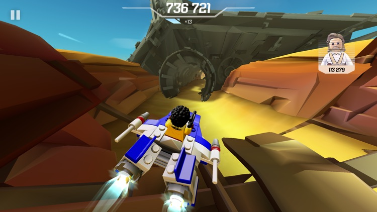 LEGO® Star Wars™ Microfighters screenshot-0
