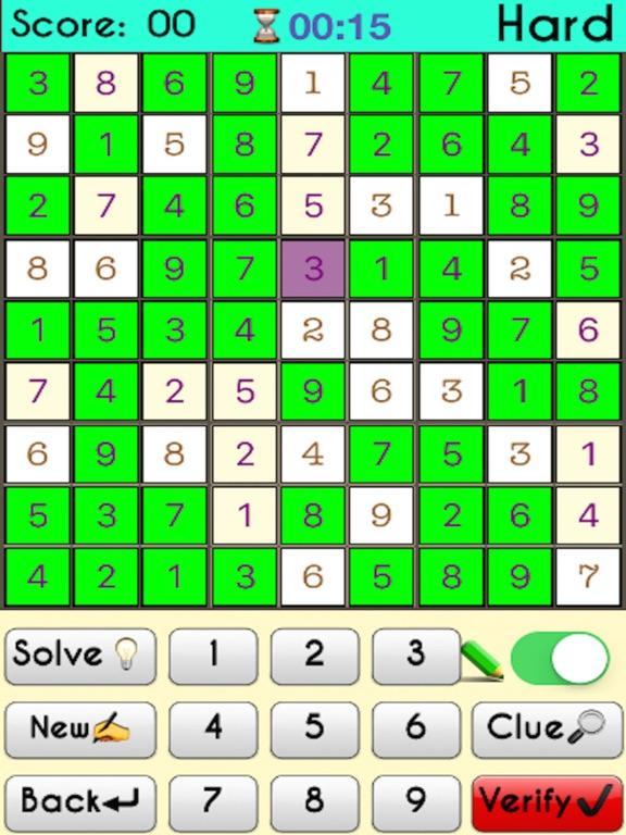Sudoku -:- Premium screenshot 8