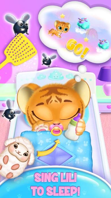 Baby Tiger Care screenshot 6