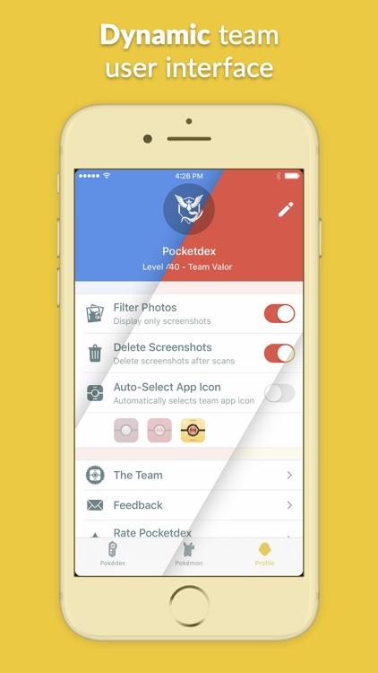 Pocketdex for Pokémon GO screenshot-8