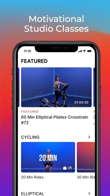 Fitscope: Elliptical & Cycling screenshot-0