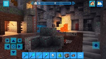 RealmCraft 3D: Survive & Craftのスクリーンショット4