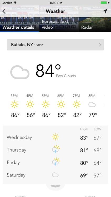 WIVB News 4 - Buffalo screenshot-3