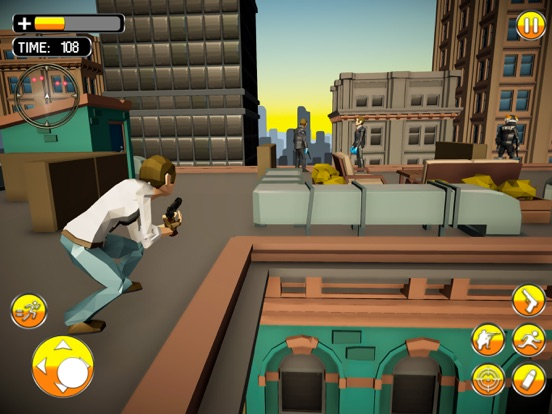 Bank Heist: Robbery OF Money-ipad-1