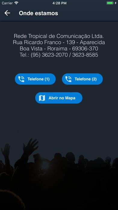 Rádio Tropical 94,1 FM screenshot four