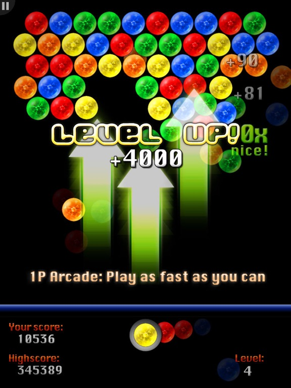 Dubble Bubble Shooter HD Screenshots