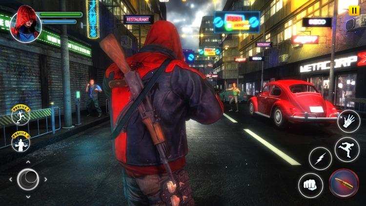 Incredible Hero LEgends screenshot-3
