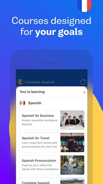 Busuu: Language Learning screenshot-4