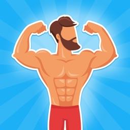 Nerd Workout: Exercises App