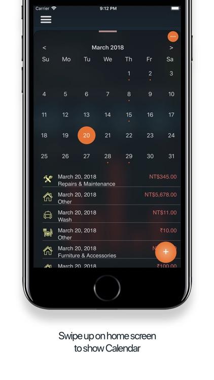 Spendipity - Expense Tracker screenshot-5