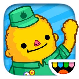 Ícone do app Toca Life: Town