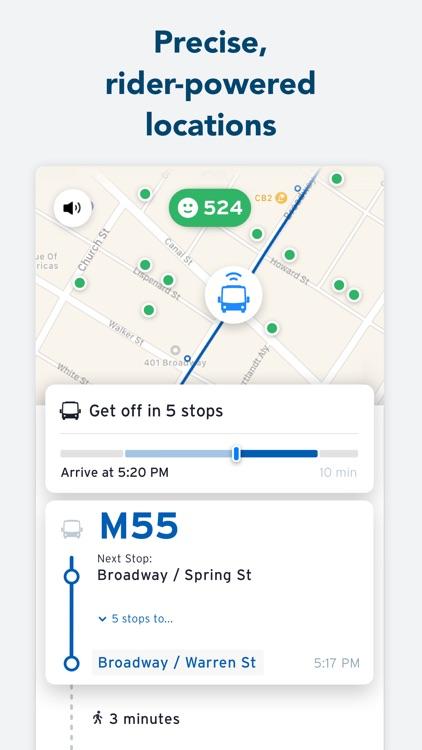 Transit • Subway & Bus Times screenshot-6