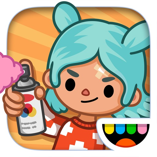 Toca Life: After School app for ipad