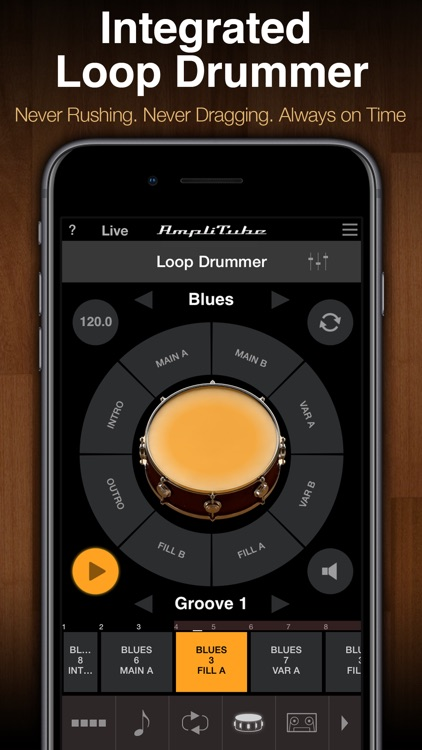 AmpliTube Slash screenshot-4
