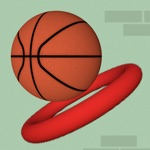 Dunk The Hoops - Bouncy Ball