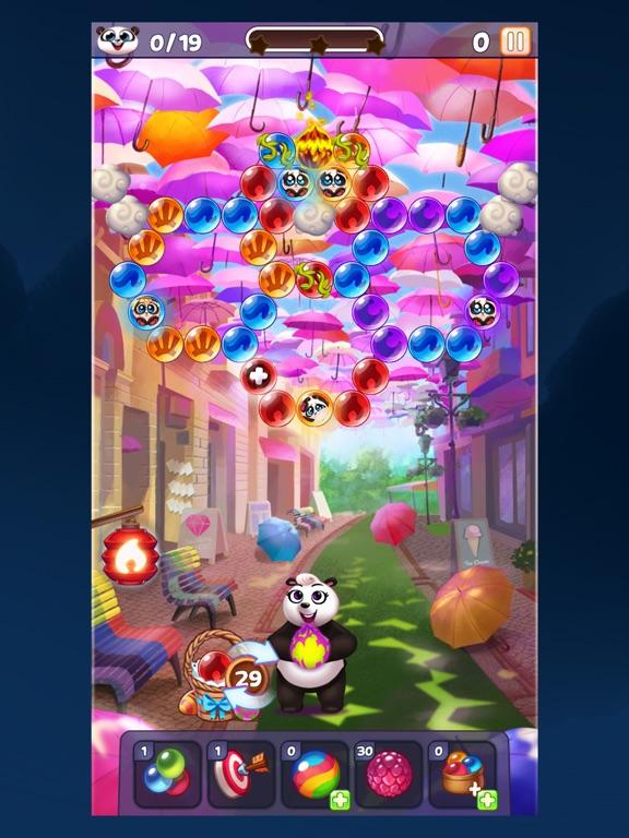 Bubble Shooter - Panda Pop! iPad app afbeelding 8